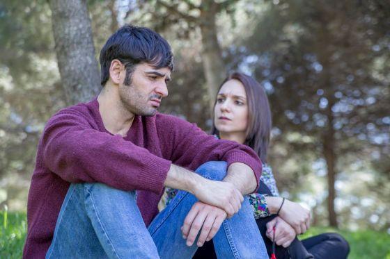 Borja Maestre y Lucia Esteso